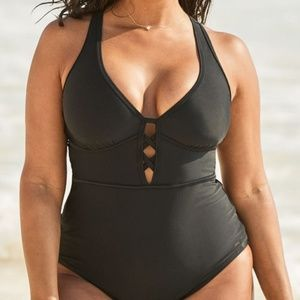 Adore Me one piece swimsuit